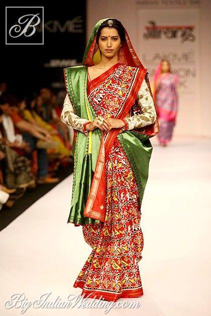 Gaurang Shah Saree