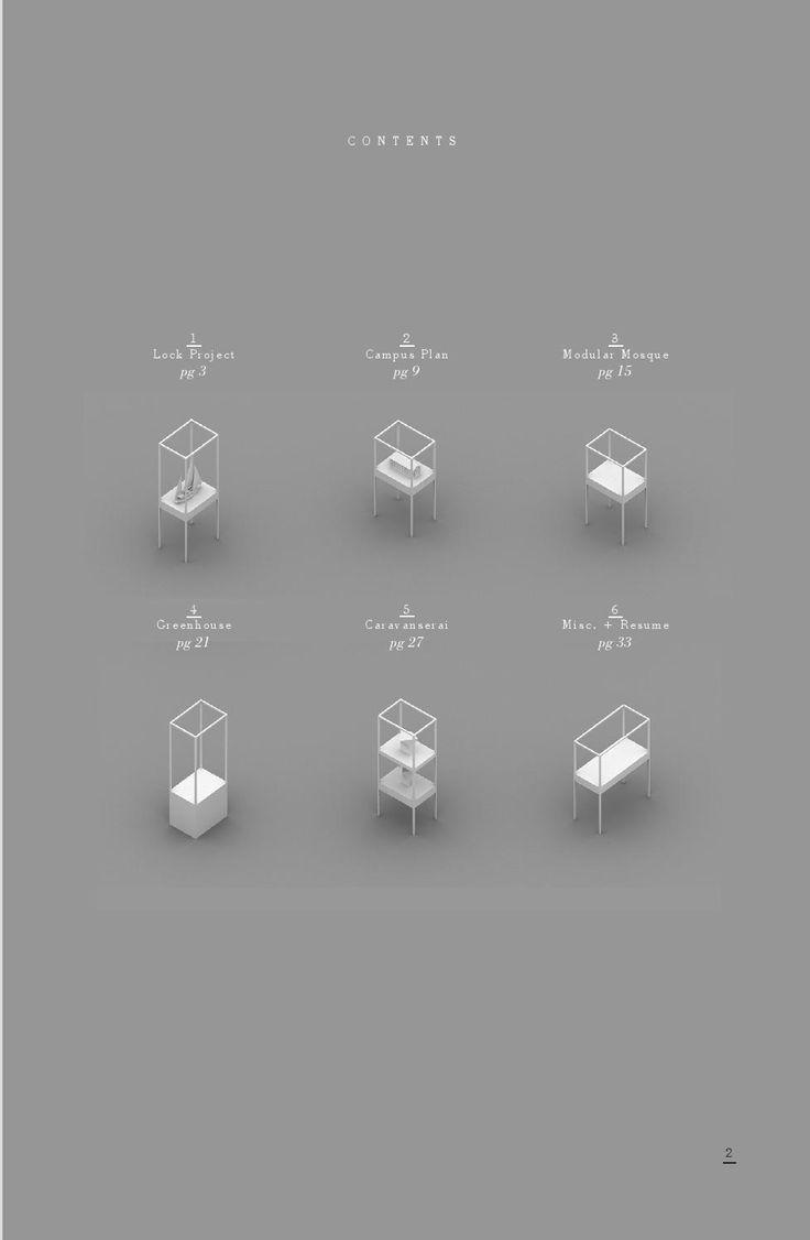 [Compromises/Promises] - Architecture Portfolio #ClippedOnIssuu
