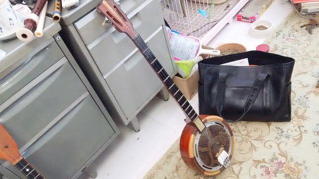 自宅録音研究所|Recording Audio At Home: チャイニーズバンジョーの謎を追え!秦琴 Qinqin(Hanzi: 秦琴