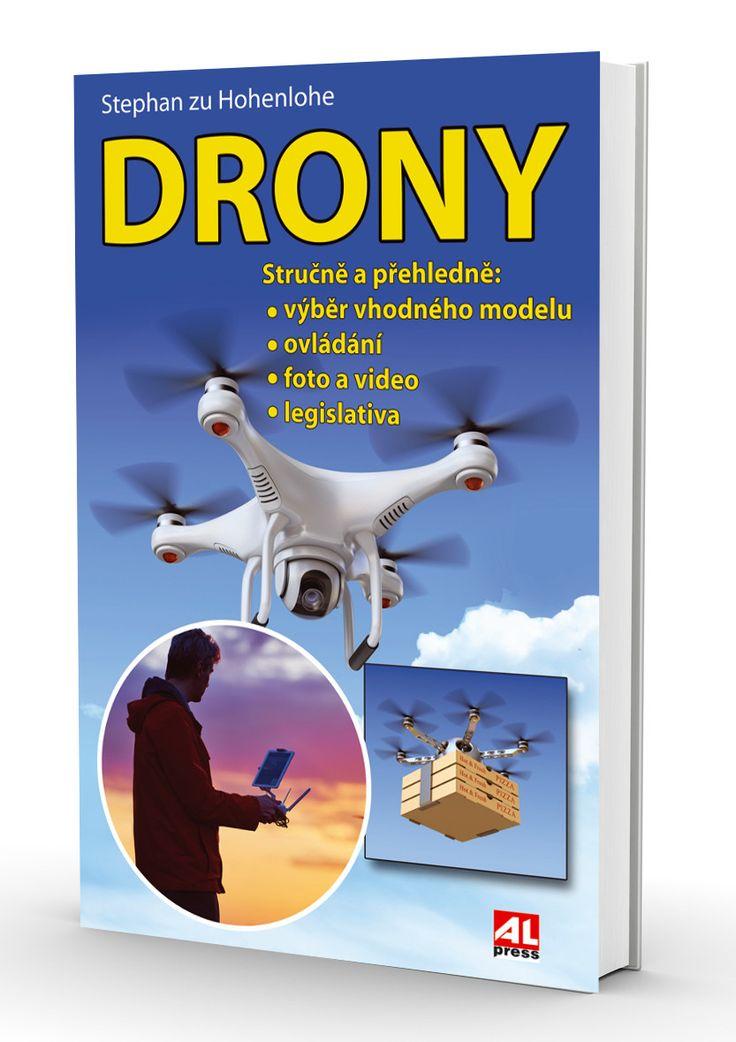DRONY - Stephan Zu Hohenlohe http://www.alpress.cz/drony/
