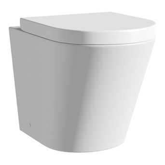 Demar Back to Wall inc Soft Close Seat £119