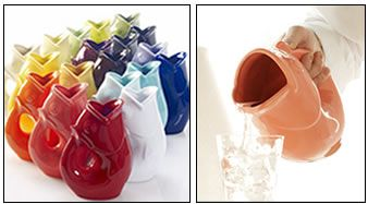 A lovely pitcher or vase, gurgles when it pours, so fun!