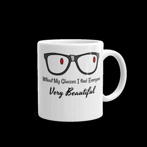 Inviting Coffee Mug Conveys Powerful Statement Humorously Conveying That When One S Mind Is Open One Can See Beautiful Thi Mugs Coffee Mugs How To Look Better