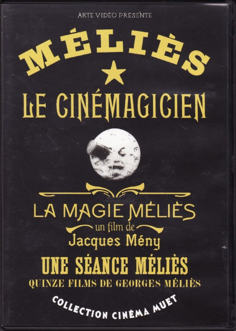 La magie Melies - invitation inspiration