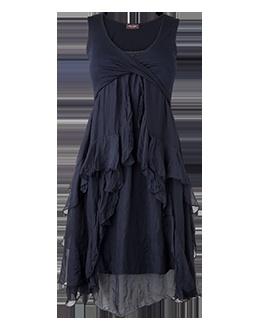 kells silk jersey dress