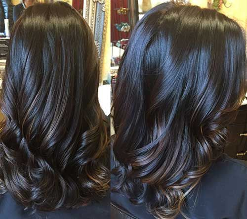 25 Hair Colour Ideas for Dark Hair