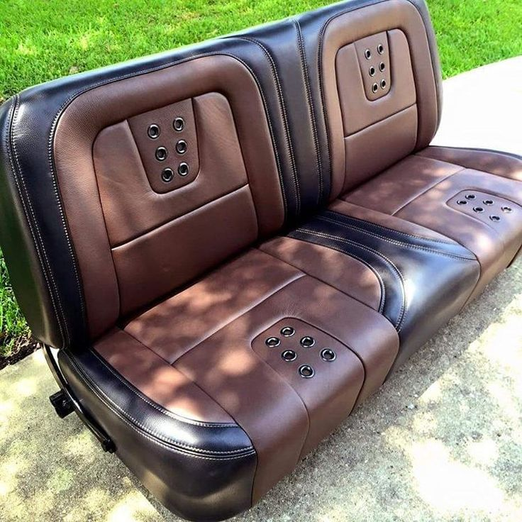 29 best images about leather oh my on pinterest upholstery mk1 and chevy. Black Bedroom Furniture Sets. Home Design Ideas