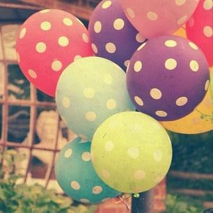 Balloons.❤❤