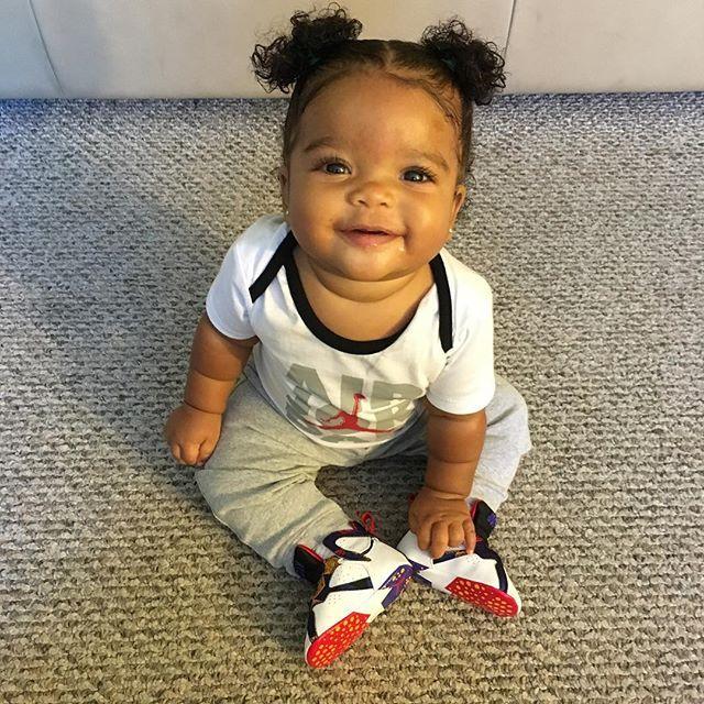 baby girl fashion • Jordan Sweater 7s
