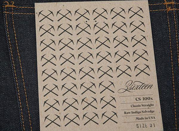 Vintage pocket flasher