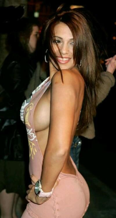 Was hoping boob latina sexy Annette. hungry