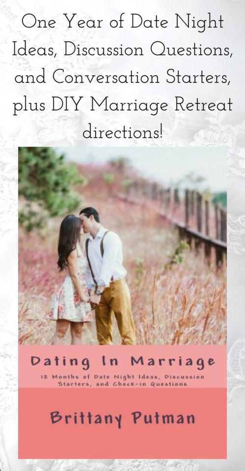 Dating in Marriage | Grace Love Life