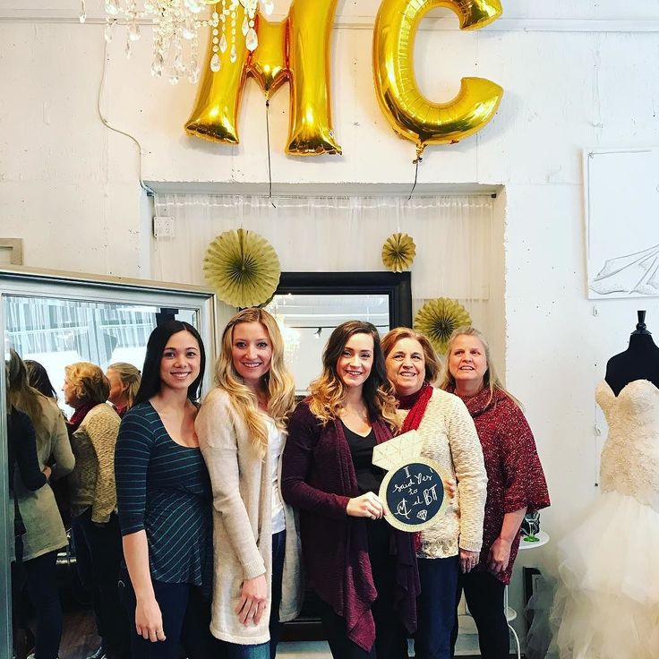 The balloons don't lie. It's a weekend full of MC and happy brides at @bridaltrousseauct ! We're here and at @monamiebridalsalon  @nordstromgardenstate  and @maxbridalny  strutting out MC all weekend so you've got one more day to catch us! Make your appointment already and come by!  #matthewchristopher #matthewbridal #mc #couture #Weddinggown #thedress #dress #beautiful #love #bride #bridal #gorgeous #bridaltrousseau #monamiebridal #nordstrom #maxbridal #matty #breathless #shesaidyes #happy