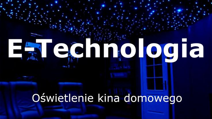 Oświetlenie kina domowego - podświetlenie kina domowego - oświetlenie do...