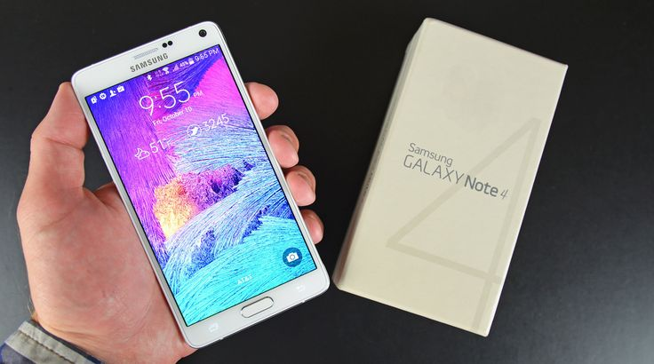 Samsung Galaxy Note 4 getting Android security patch in Europe in February