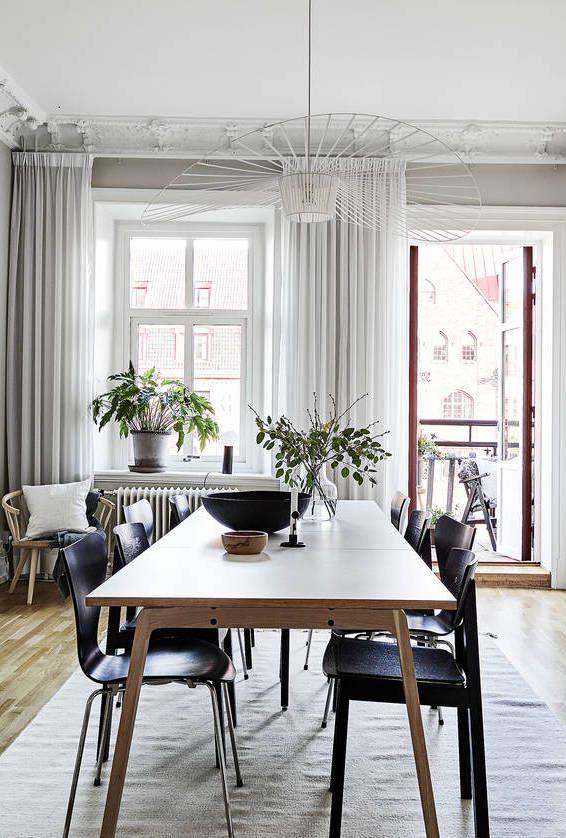 A beautiful wall covering shelf - via Coco Lapine Design