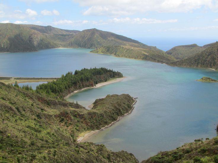 Fire Lake - Sao Miguel - Azores, Portugal