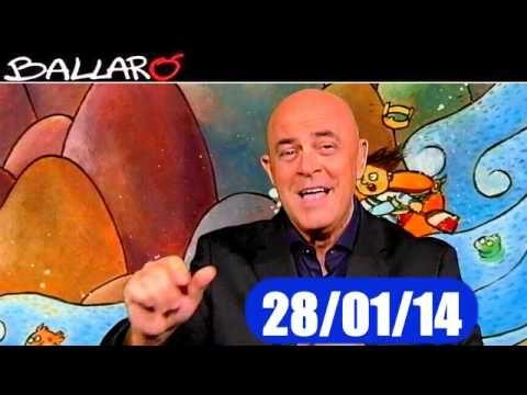 """BALLARO' COPERTINA MAURIZIO CROZZA 28 GENNAIO 2014 : """"Regalatemi Una Casa"""" - YouTube"""