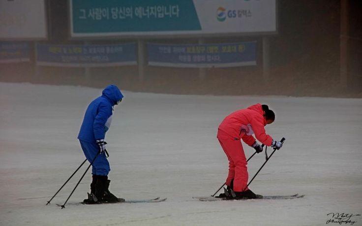 Elysian Gangchon Ski Resort ~ Chuncheon, Gangwon Province, South Korea