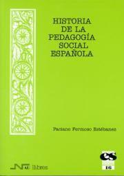 Historia de la #PedagogíaSocial española. Fermoso Estébanez, Paciano