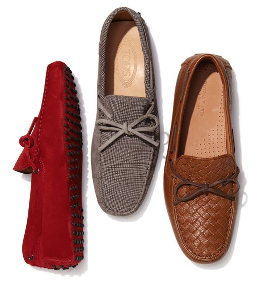Tods #mens driving #shoes, especially the middle one!