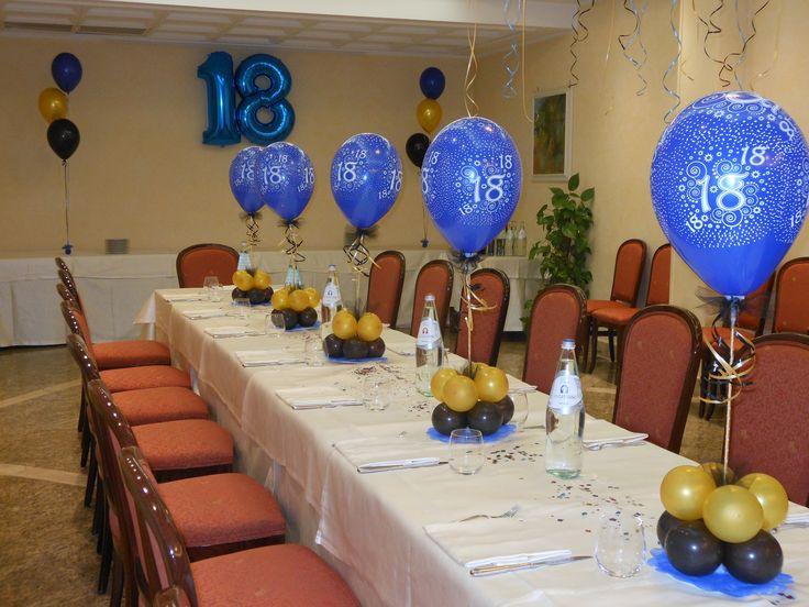Festa di compleanno 18 anni
