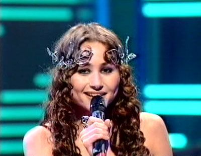 1994 Eurovision UK Entry (No. 10) Lonely Symphony (We Will Be Free) - Frances Ruffelle. 'Lonely Symphony (We Will Be Free)' was the United Kingdom entry at the Eurovision Song Contest 1994 in Dublin, Ireland. The song was written by George De Angelis, Mark Dean and sung by Frances Ruffelle in English.  Performing sixth on the night, following Iceland's Sigga singing 'Nætur' and preceding Croatia's Tony Cetinski... https://en.wikipedia.org/wiki/Lonely_Symphony_%28We_Will_Be_Free%29