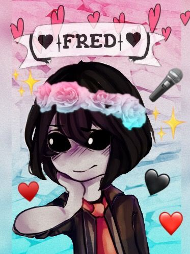 fred #fnafhs :3 que lindo
