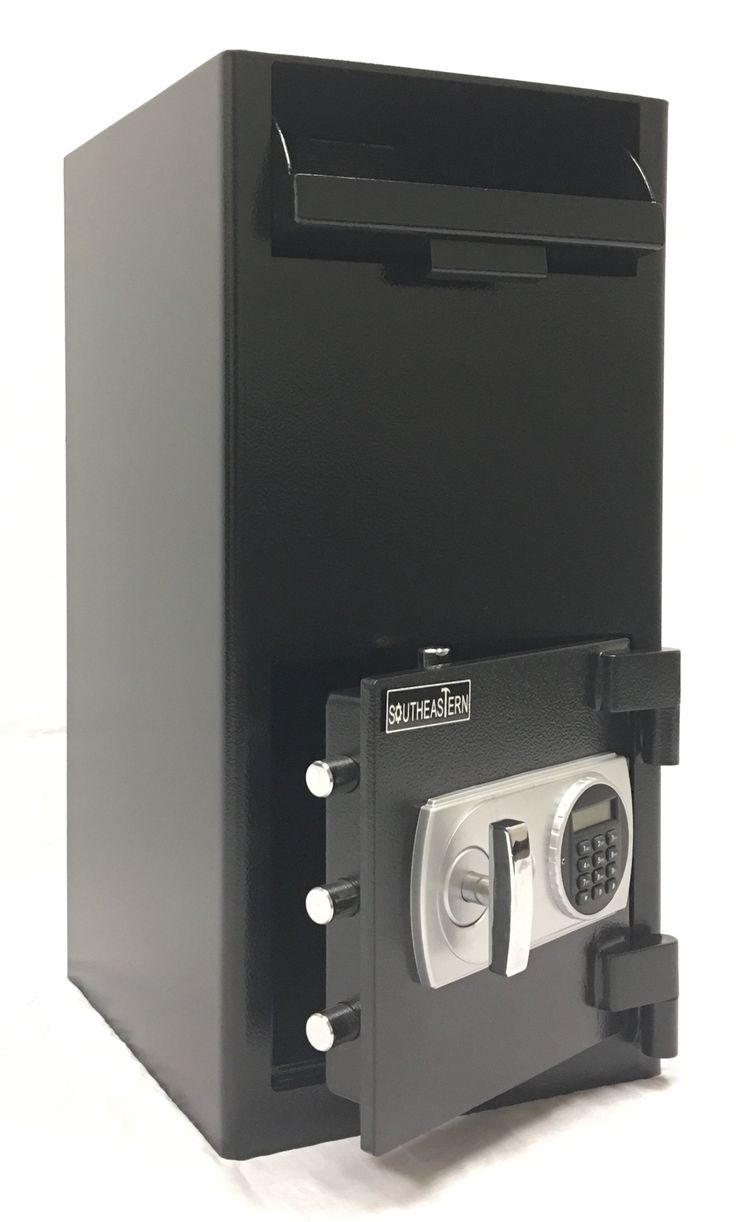 Southeastern Cash Drop Safe with electronic lock