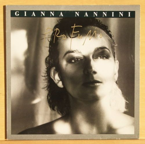 GIANNA NANNINI - Profumo - mint minus - Italo Disco Pop - Vinyl LP - Original