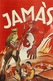 Guerra Civil Española Jamás (Bando Nacional)