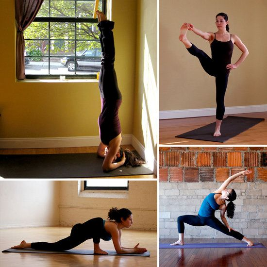 Here is a list of the most basic yoga poses you'll find in almost any class!  Come to Clarkston Hot Yoga in Clarkston, MI for all of your Yoga and fitness needs!  Feel free to call (248) 620-7101 or visit our website www.clarkstonhotyoga.com for more information about the classes we offer!