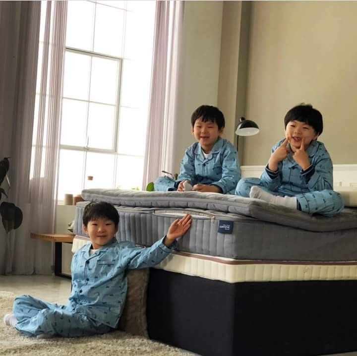 My babies already grown up  #daehanmingukmanse
