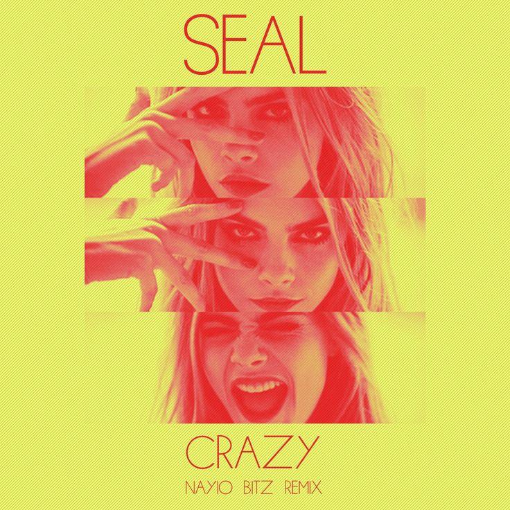 """Ο χρήστης Nayio Bitz στο Twitter: """"Ready for some craziness? New remix to check out: Seal - Crazy (Nayio Bitz Remix) https://t.co/LPcqcWv9Hl https://t.co/HaMWRVY9Cg"""""""