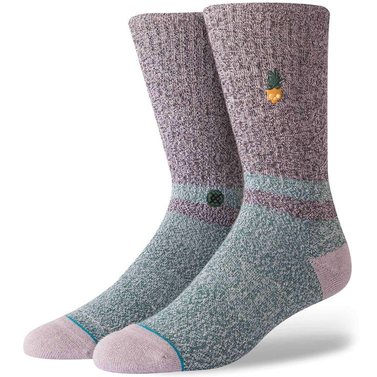Stance Slice Socks – Black