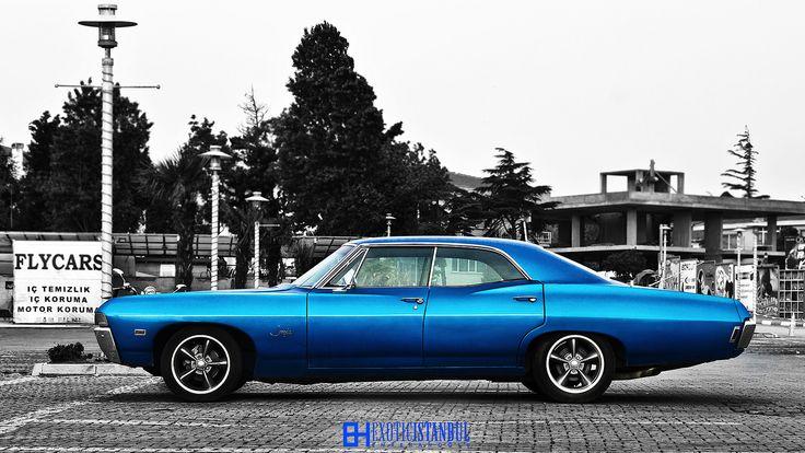 https://flic.kr/p/oFuFC9   1968 Chevrolet Impala   www.facebook.com/exoistanbul
