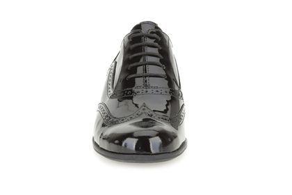 Clarks Hamble Oak - Verni noir - Chaussures détente femme | Clarks