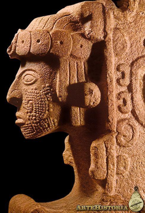 La reina de Uxmal. Cultura Maya (Uxmal, México)