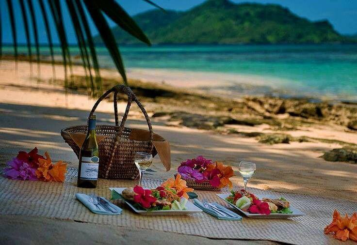 Romantic meal.....