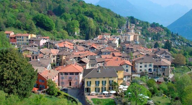, Carona, Switzerland -