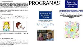 Programas y registros ideales para el inicio de curso 2013-2014