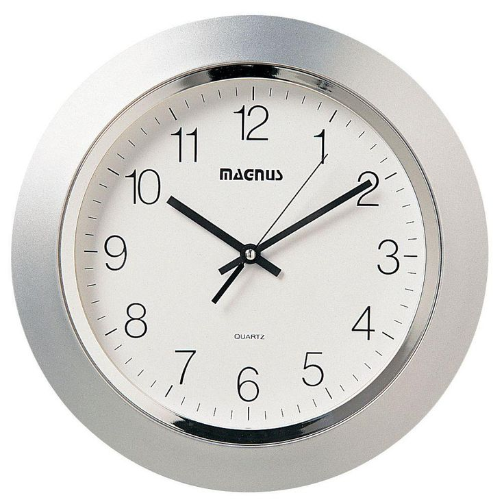 17 Best Ideas About Silver Wall Clock On Pinterest Large