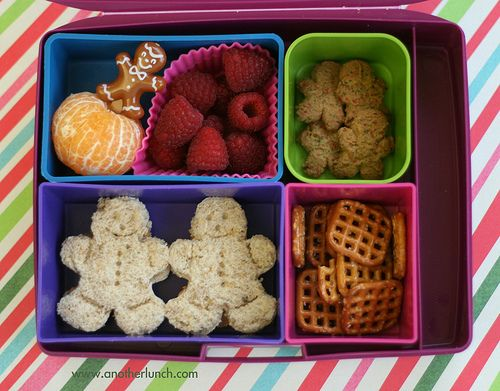 lunch sandwich with raspberries tangerine teddy bear cookies lunch. Black Bedroom Furniture Sets. Home Design Ideas