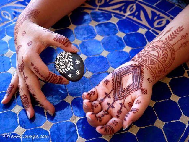 My Mehndi Art: Types of Mehndi