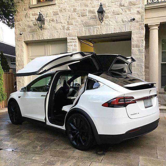 50 Tesla Luxury Cars Best Photos Tesla Model X Tesla Suv