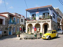 Holiday in Afitos, Kassandra, Halkidiki, Greece