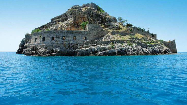 The island of Spinalonga, officially known as Kalydon, is located in the Gulf of Elounda in north-eastern Crete, in Lasithi, next to the town of Plaka. The island is further assigned to the area of Kalydon.