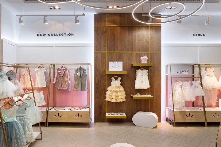 » FERLIONI store by Larisa Gusakova and Aleksandr Gusakov / The Goort, Kyiv – Ukraine