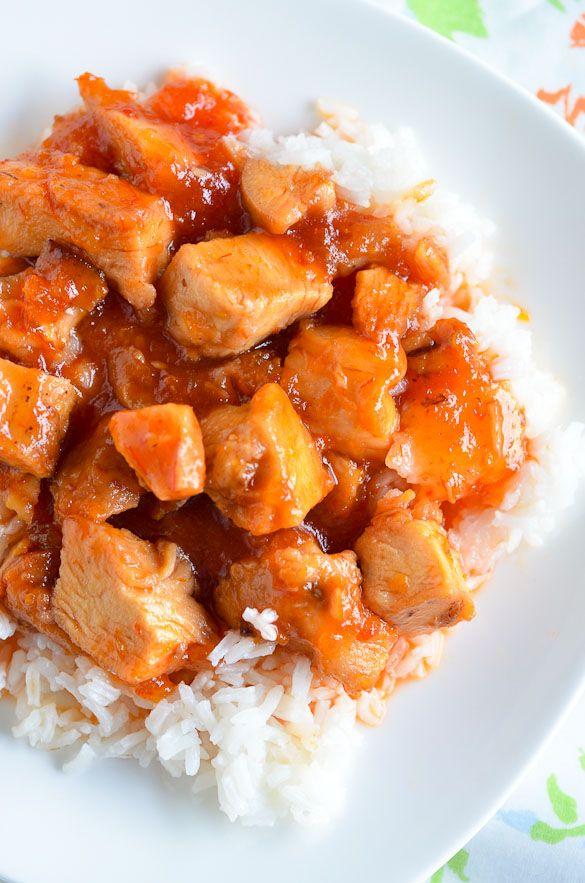 sweet chicken recipes rosh hashanah