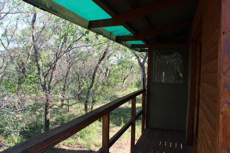 A shower in the Bush? DIMA BUSH CAMP Lodge Hotel in South Africa  Live a real safari